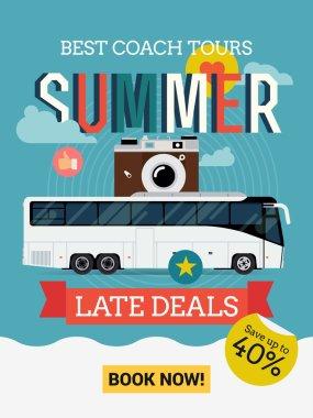 bus tours summer late deals.