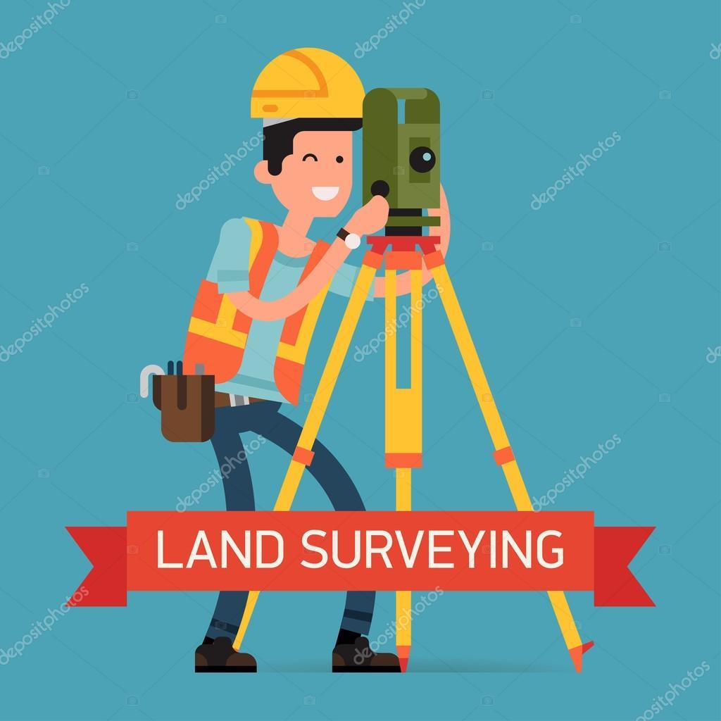 Cool land surveying