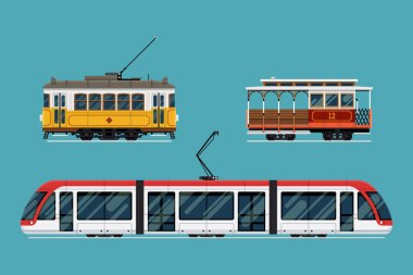 City railway transport