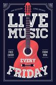 Beautiful Live Music Every Friday
