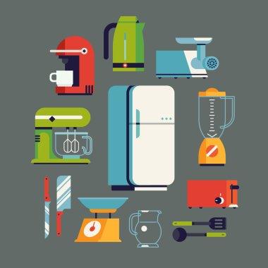 essential kitchen appliances set
