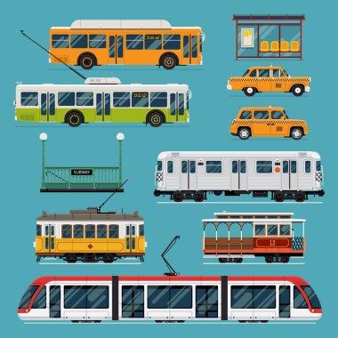 mass rapid transit urban vehicles