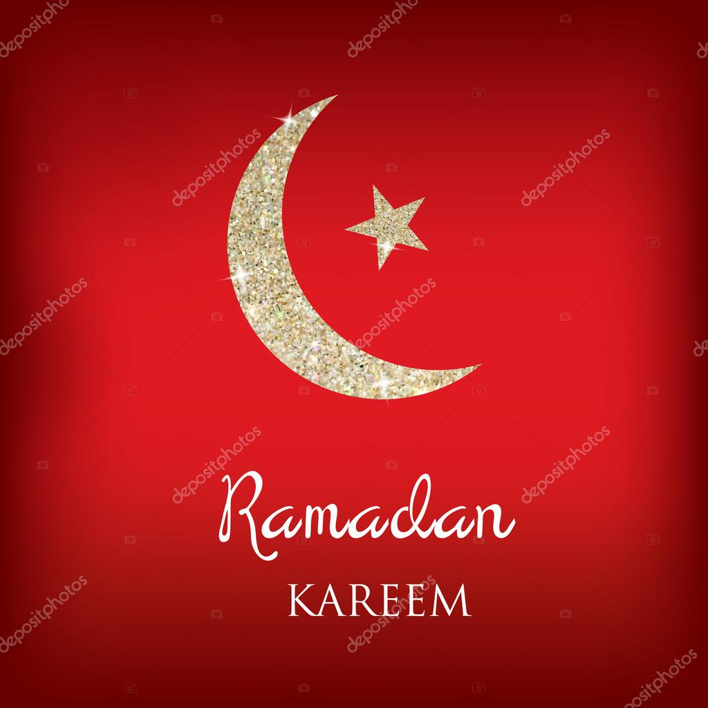 Ramadan Greetings Background Ramadan Kareem Means Ramadan The
