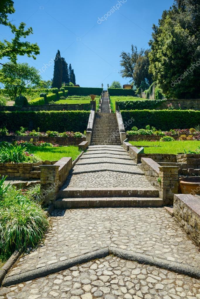 Boboli Gardens, Florence, Italy — Stock Photo © ZakharovEvgeny ...