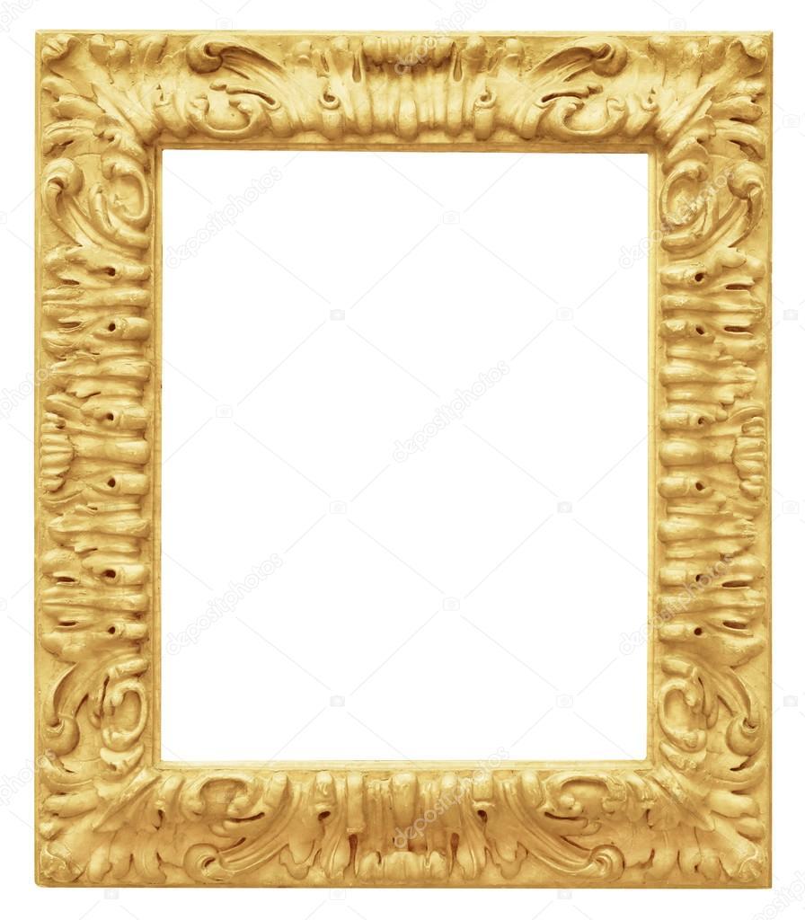 cadre vintage dor photographie zakharovevgeny 101496526. Black Bedroom Furniture Sets. Home Design Ideas