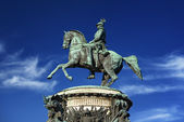 Památník Nikolaj I v Saint-Petersburg