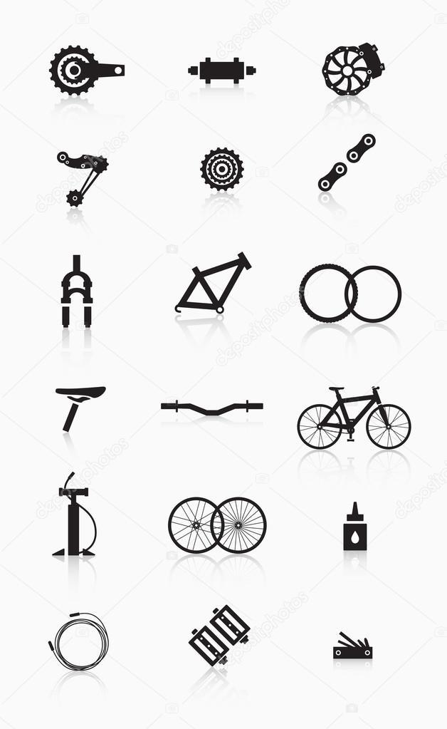 Bike accessories.