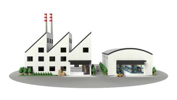 Výroby a skladu