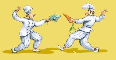 vegan omnivore confronts