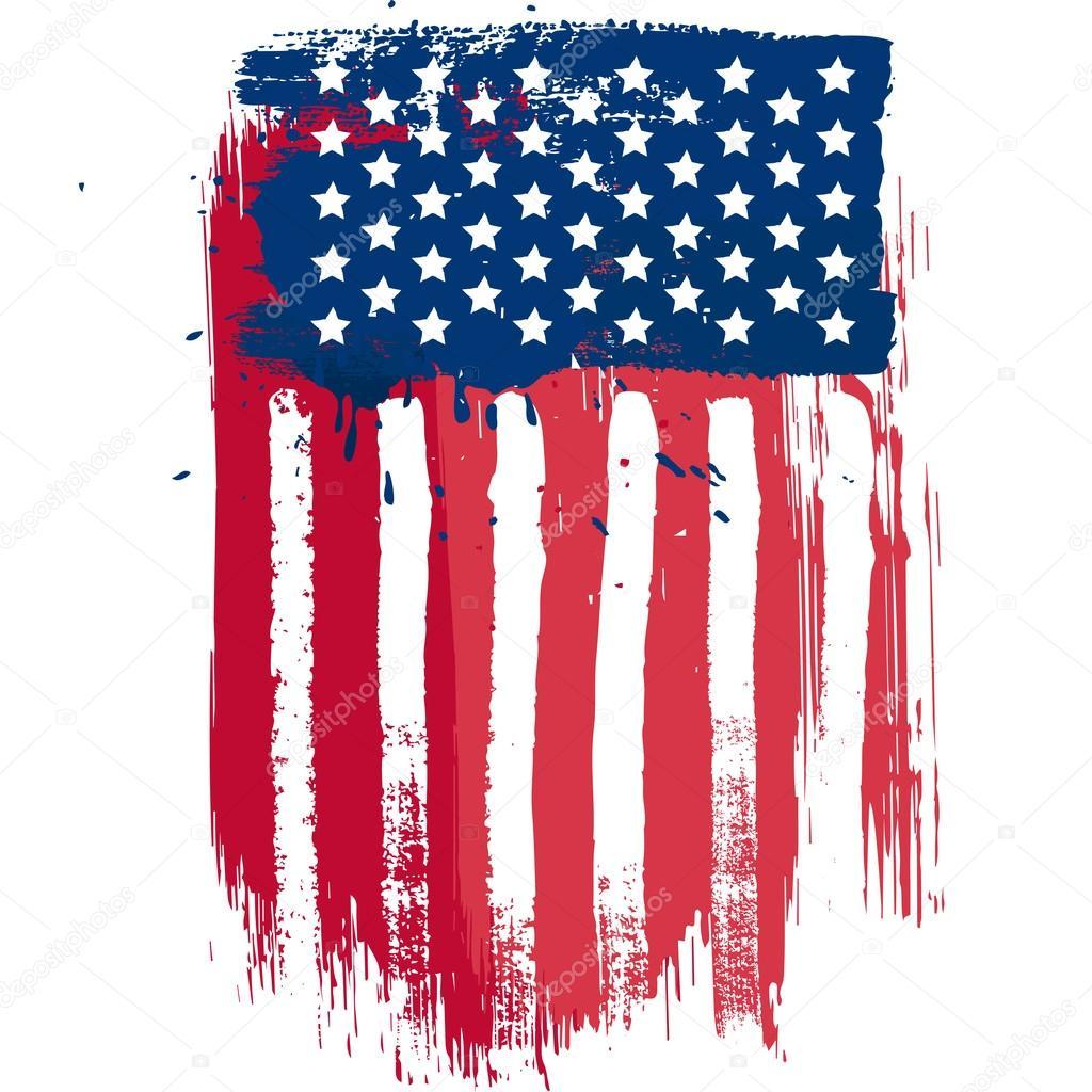 американский флаг. картинки