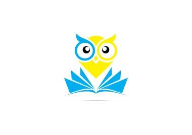 owl vector logo design