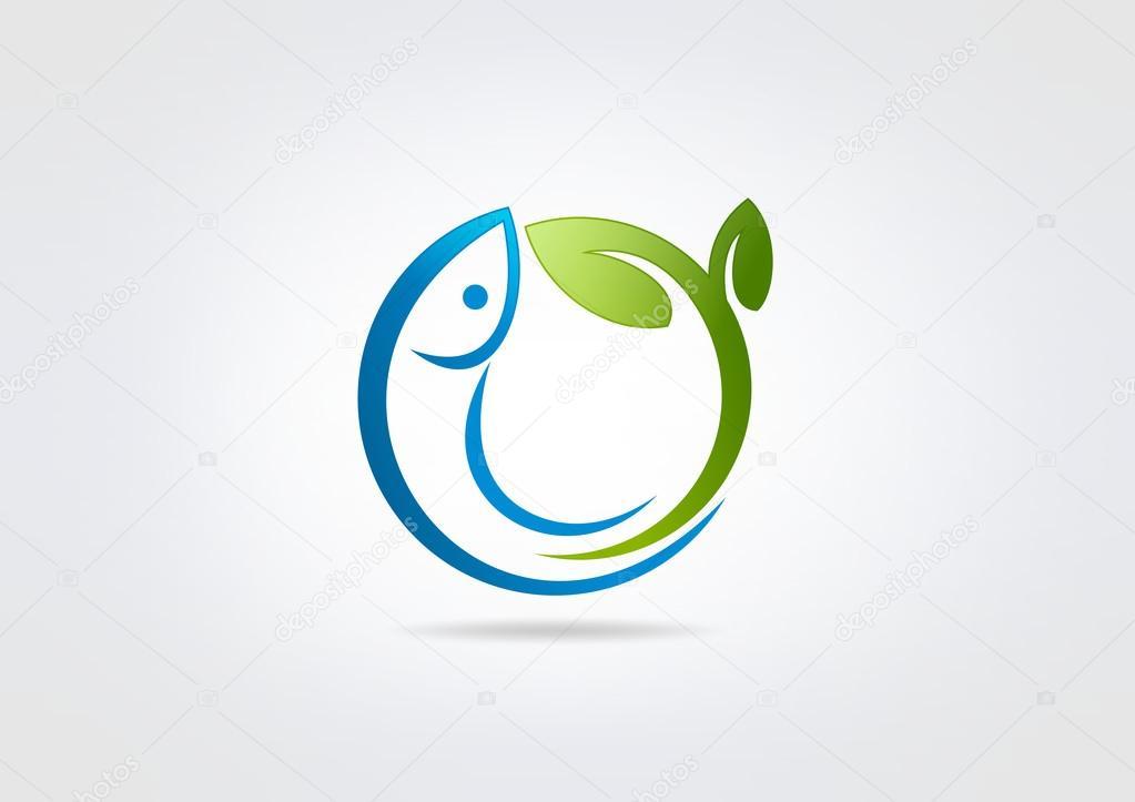 Fresh fish logo design stock vector breee 61667615 for Fresh design