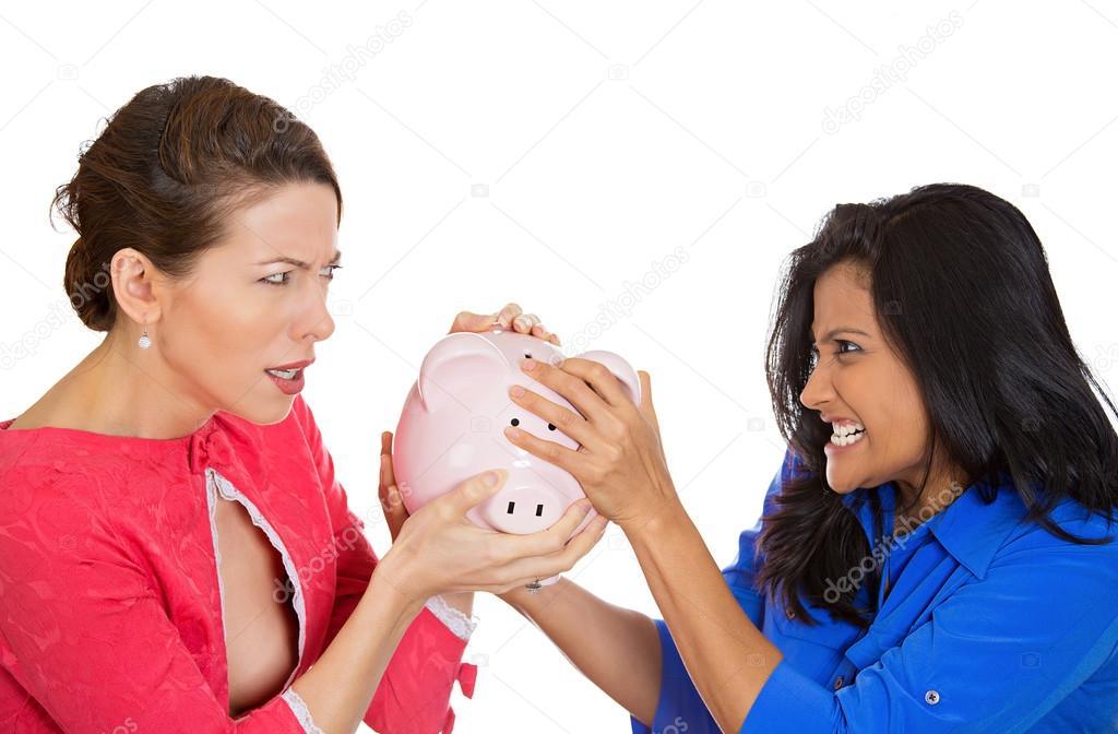 Money over girls