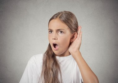 gir secretly listening in on gossip conversation