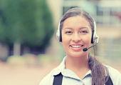 Zástupce oddělení služeb zákazníkům, call center agent