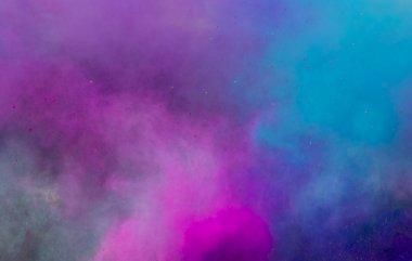Cloud Coloured powder