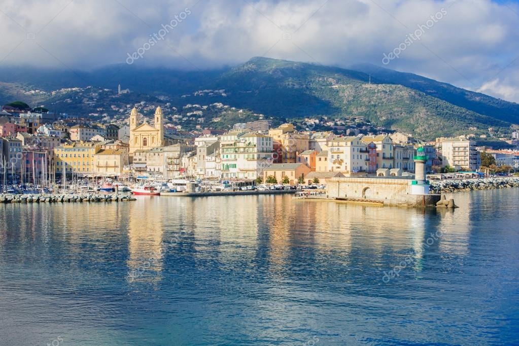 Bastia Vieux Port Stock Photo C Rndms 60258531