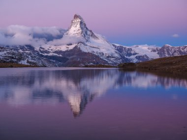 Matterhorn in early morning