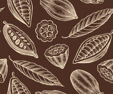 cocoa pattern