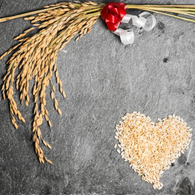Rice and heart