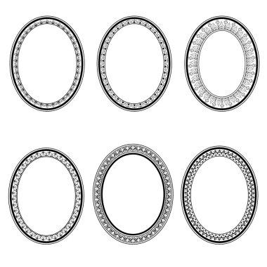 retro oval frames