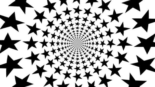 Nekonečné tunel rotující hvězdy