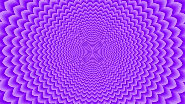Nekonečné tunel purple Lotus