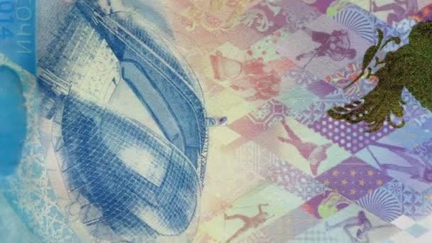 Bankovky 100 rublů
