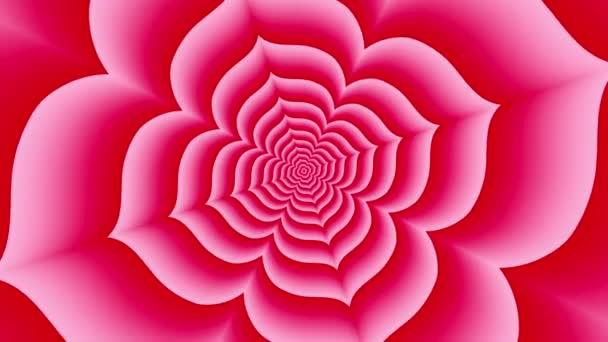 Nekonečné tunel červený Lotus