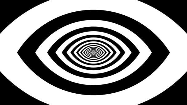 Végtelen alagút szem
