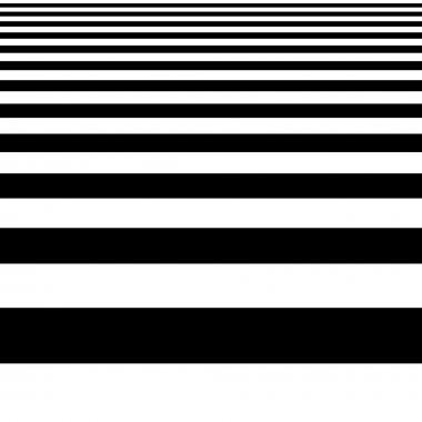 Abstract horizontal lines
