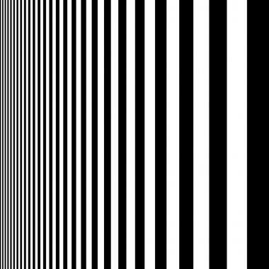 Abstract vertical lines