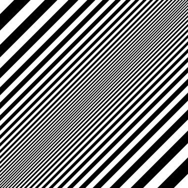 Abstract slanted lines
