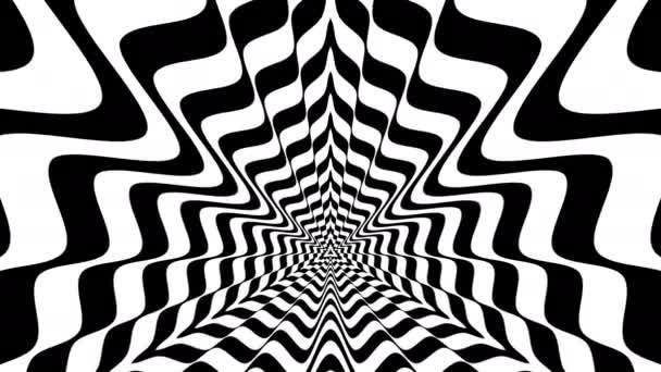 Abstraktní trojúhelníky s konkávní vlny