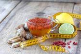 chutné dietní goji bobule čaj
