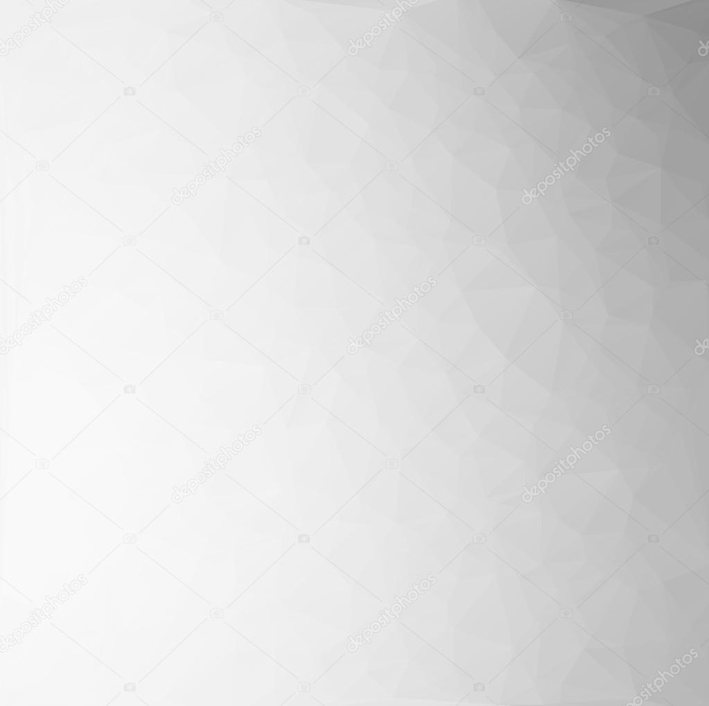 Grau weißer Hintergrund polygonale, kreative Design-Vorlagen ...