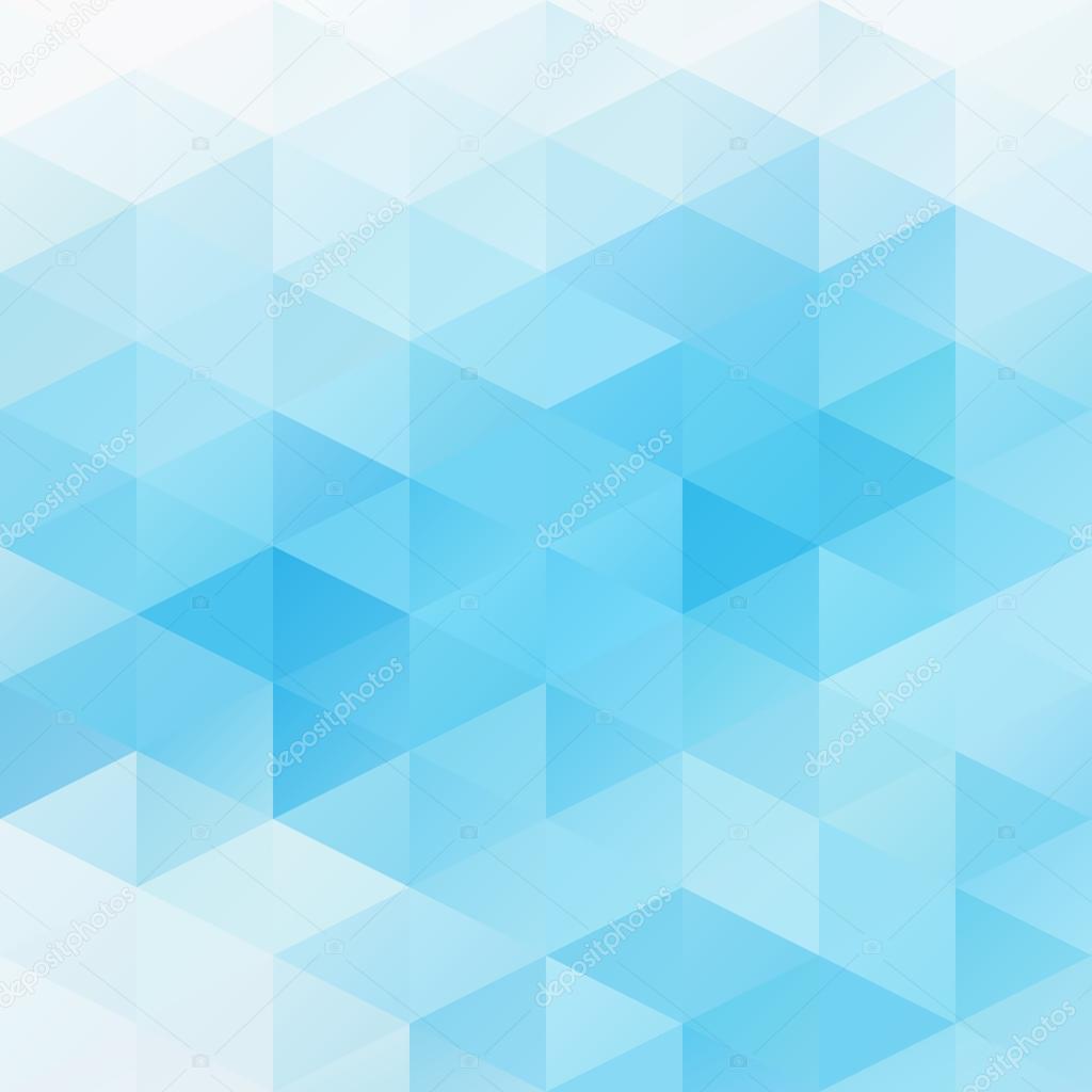 Blu Bianco Brillante Mosaico Sfondo Modelli Di Design Creativo