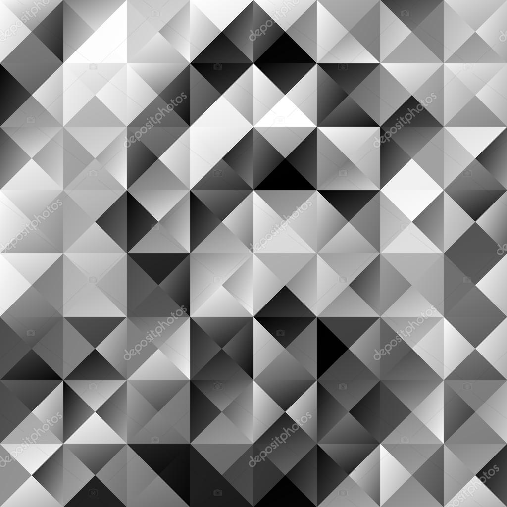 Schwarzer Netz Mosaik Hintergrund, kreative Design-Vorlagen ...