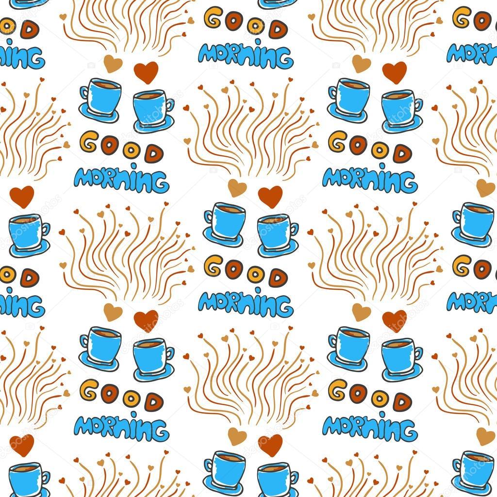 lindo patrón sin costuras — Archivo Imágenes Vectoriales © m-ion ...