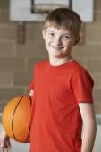 Fényképek Portré, fiú kosárlabda gazdaság Iskola tornaterem