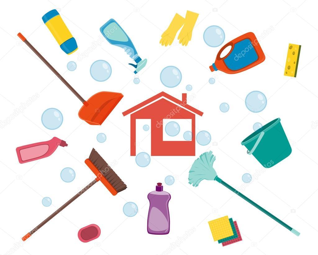 Como limpiar una casa a fondo good otros das tendremos en - Productos para limpiar alfombras en casa ...