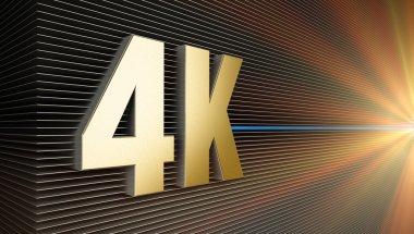4K ultra high definition technology