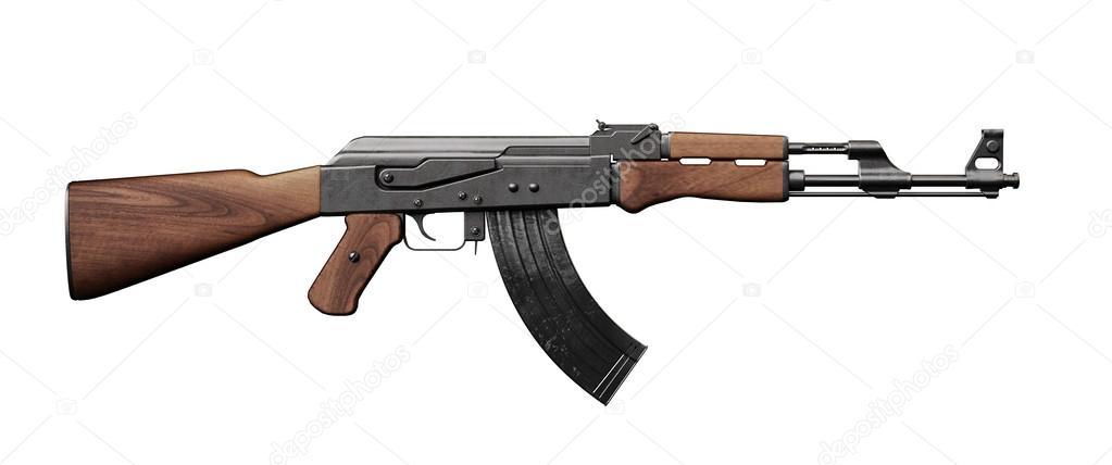 Considerável De Metralhadora Ak-47