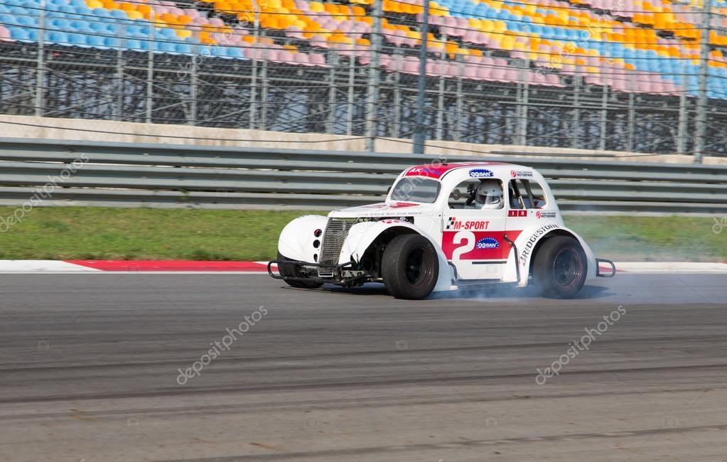 Legends Car Championships – Stock Editorial Photo