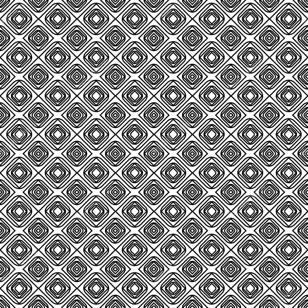 Vektor Nahtlose Muster Moderne Stilvoll Textur Wiederholten
