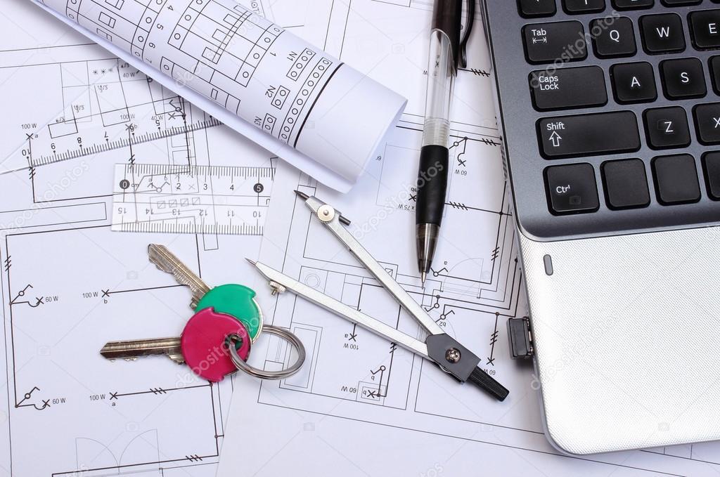 Sch mas lectriques accessoires pour le dessin la maison for Accessoire maison