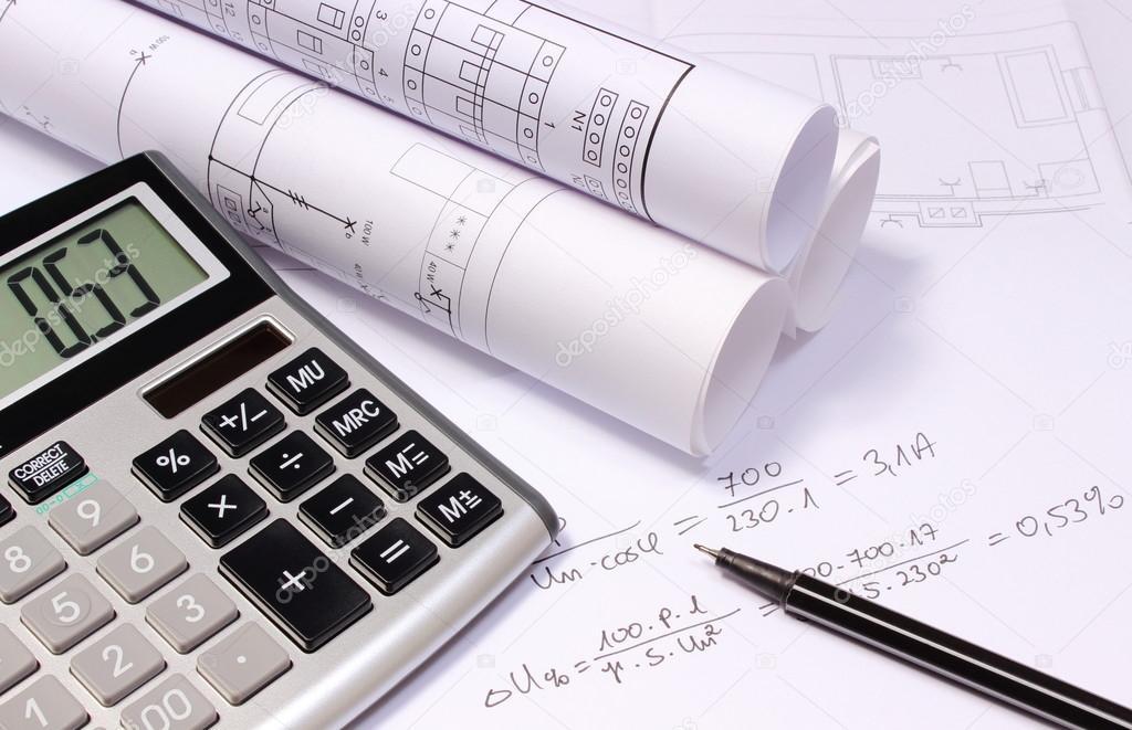 esquemas eléctricos laminados, calculadora y cálculos matemáticos ...