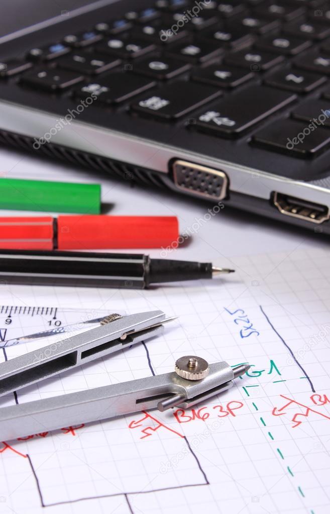 Инженерные работы на планшетном компьютере развитие в.