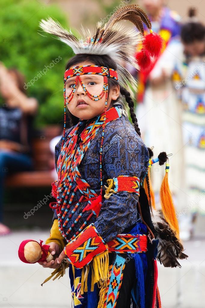 Pictures: blackfoot indian   Young Blackfoot Indian Dancer
