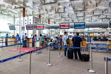 Changi Airport Terminal 3 Departure Hall